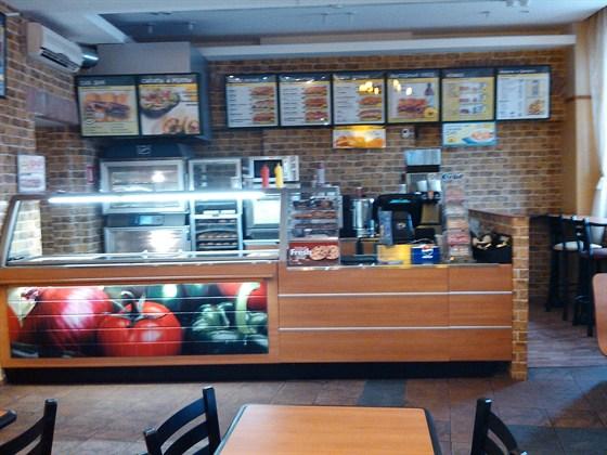 Ресторан Subway - фотография 2