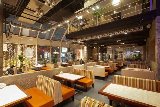 Ресторан Пирамида - фотография 1