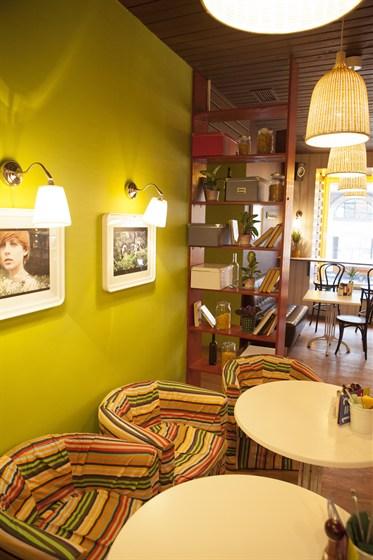 Ресторан Any Pasta - фотография 10 - any.pasta Невский 11
