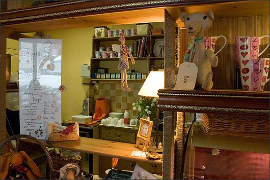 Ресторан Шоколадное ателье - фотография 2