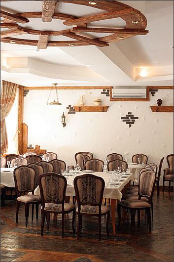 Ресторан Замоскворечье - фотография 8
