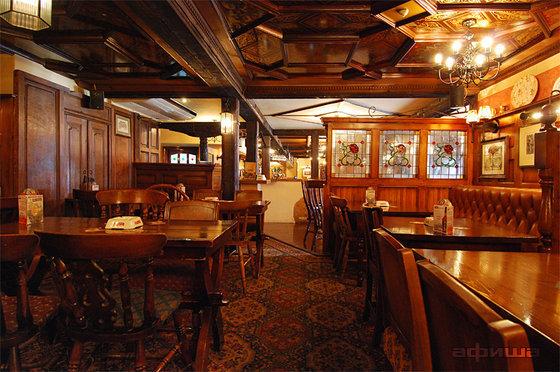 Ресторан Molly Gwynn's - фотография 1