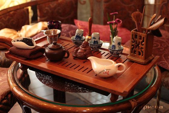 Ресторан Чайный дом - фотография 2