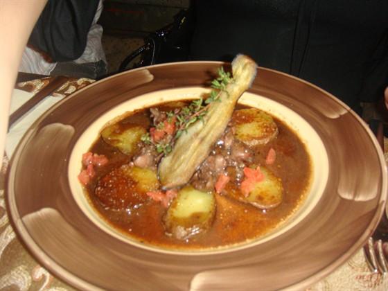 Ресторан El Parador - фотография 16 - Фламбированные почки
