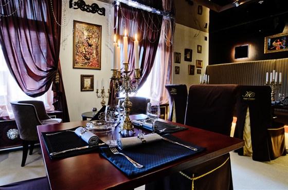 Ресторан Haute Couture  - фотография 18 - Зал 2