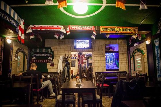 Ресторан Roy Castle Pub - фотография 6