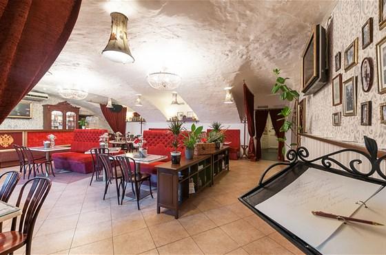 Ресторан Распутин - фотография 11 - Кафе Распутин/Rasputin cafe
