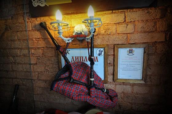 Ресторан Шотландская клетка - фотография 9