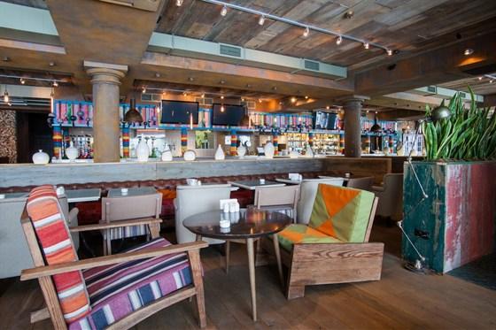 Ресторан Тапчан - фотография 4 - новый дизайн