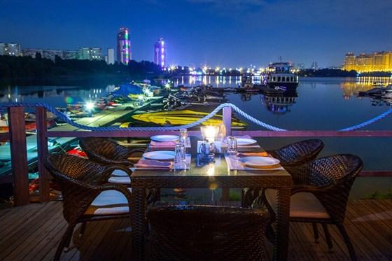 Ресторан River Lounge - фотография 5