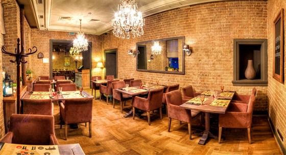 Ресторан Lookcafé - фотография 10