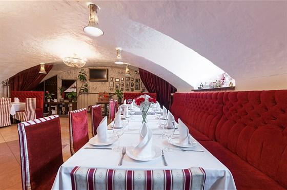 Ресторан Распутин - фотография 24 - Кафе Распутин/Rasputin cafe