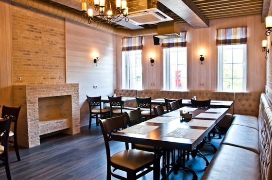 Ресторан 1516 - фотография 3 - ВИП кабинет