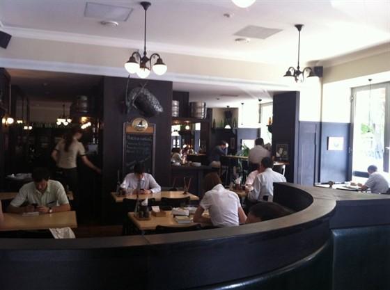 Ресторан Козловица - фотография 11 - обед