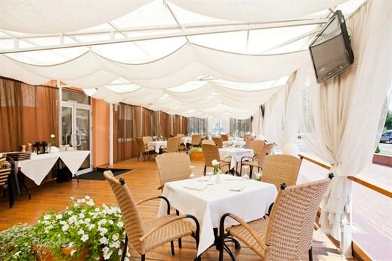 Ресторан Plaza - фотография 5