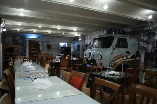 Ресторан Приют усталого тракториста - фотография 2