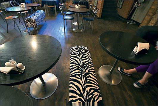 Ресторан Manches - фотография 4
