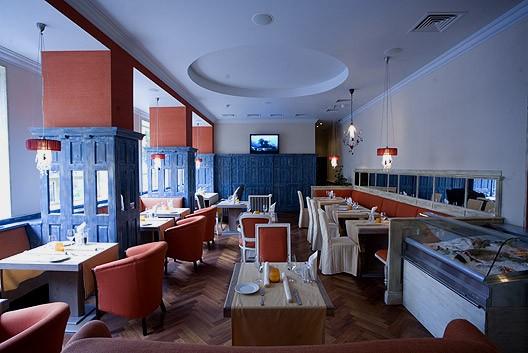 Ресторан Барабулька - фотография 3