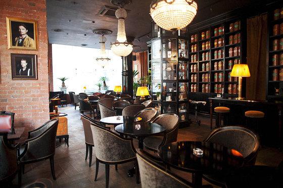 Ресторан Mandarin Combustible - фотография 16