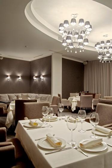 Ресторан Andiamo - фотография 25 - Vip зал