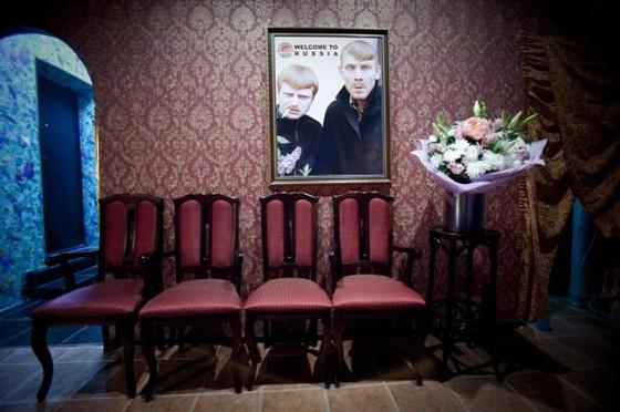 Ресторан Синий Пушкин - фотография 6