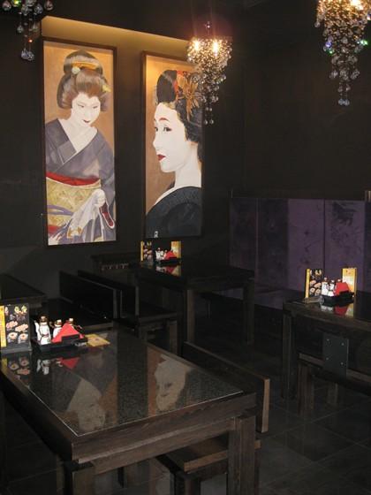 """Ресторан Японский дворик - фотография 2 - зал """"воздух"""""""