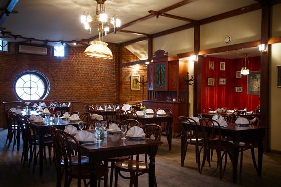 Ресторан Адмиралтейство - фотография 4
