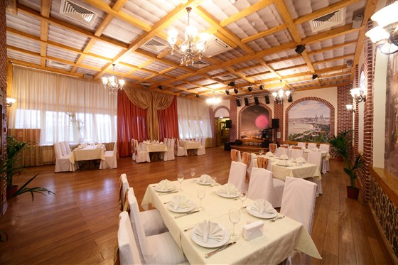 Ресторан Бакинский бульвар  - фотография 20