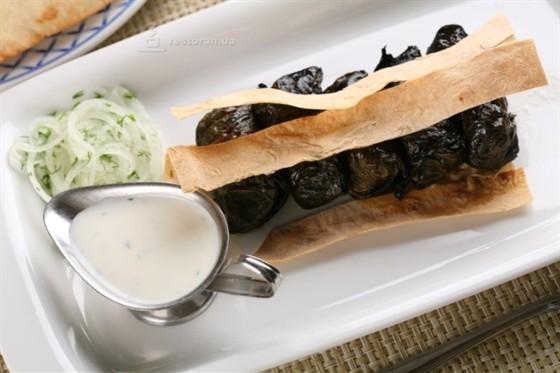 """Ресторан Марсель - фотография 4 - Только в кафе"""" Марсель """"  Вы сможете попробовать самую вкусную Далму в городе"""