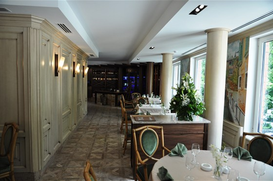 Ресторан Il pittore - фотография 10 - 2-ой этаж