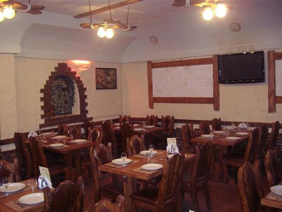 Ресторан Старое копье - фотография 1