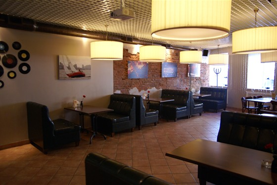 Ресторан Binario - фотография 1
