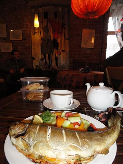 Ресторан Кафе Студии Артемия Лебедева - фотография 12
