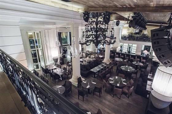 Ресторан Siberia Moscow - фотография 4