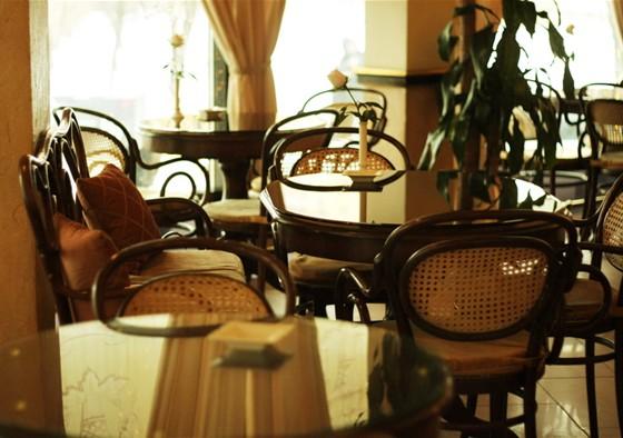 Ресторан Шантиль - фотография 1 - Кофейня