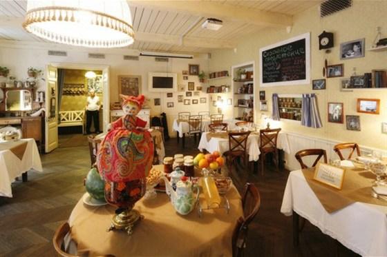 Ресторан Мари Ванна - фотография 4