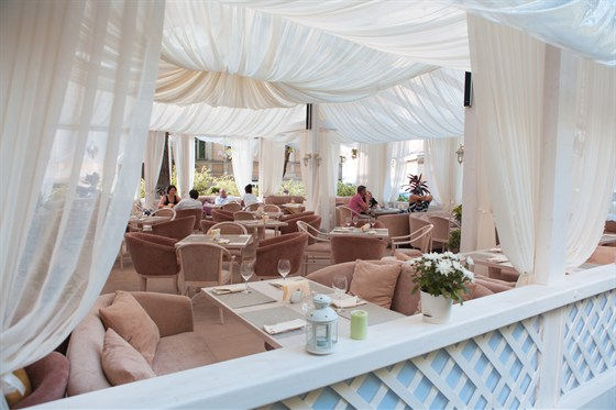 Ресторан Сквер - фотография 3