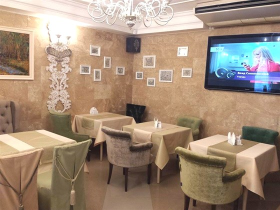 Ресторан Старый егерь - фотография 6