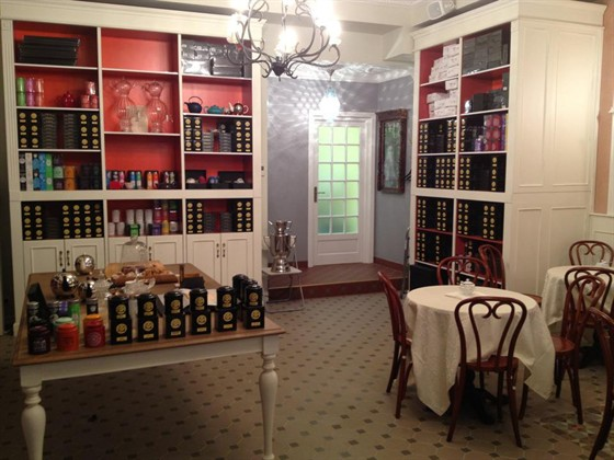 Ресторан Французский чайный дом - фотография 21