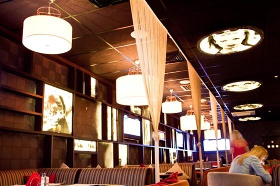 Ресторан Территория - фотография 8