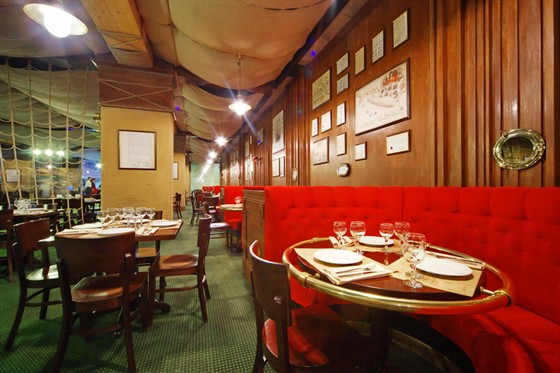 Ресторан Беринг - фотография 11