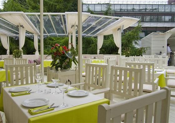 Ресторан Белая веранда - фотография 3