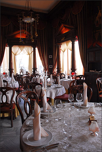 Ресторан Ностальжи - фотография 6