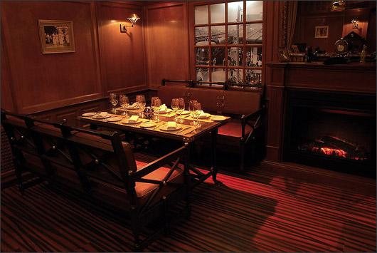Ресторан Люмьер - фотография 12