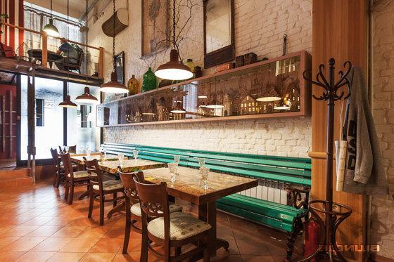 Ресторан Пюре - фотография 17