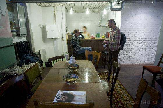 Ресторан Место - фотография 7