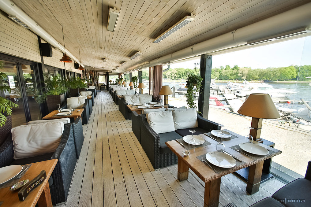 Ресторан Le cristal - фотография 3
