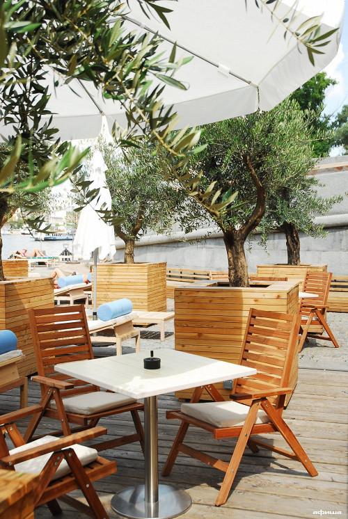 Ресторан Оливковый пляж - фотография 14