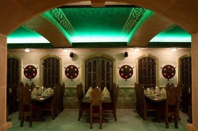 Ресторан Замок огня - фотография 13