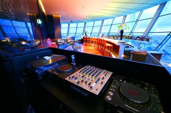Ресторан City Space - фотография 16 - City Space Bar & Lounge